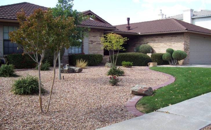 Landscaping Front Yards Xeriscape Colorado