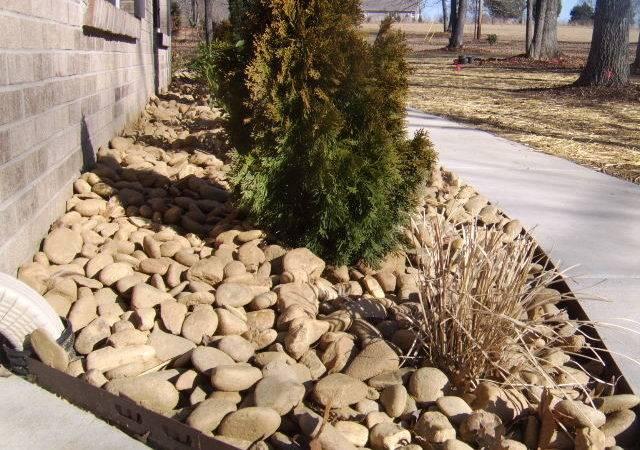Landscaping River Rocks Landscape