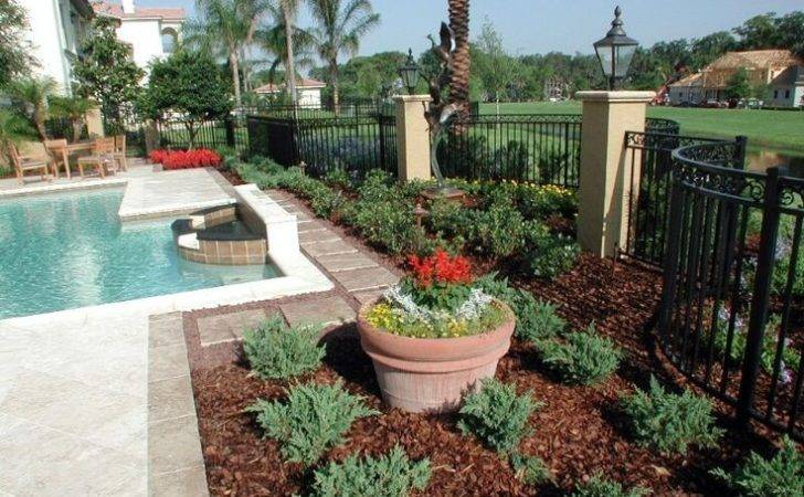 Landscaping Stone Ideas Tuscan Landscape Fire Pit