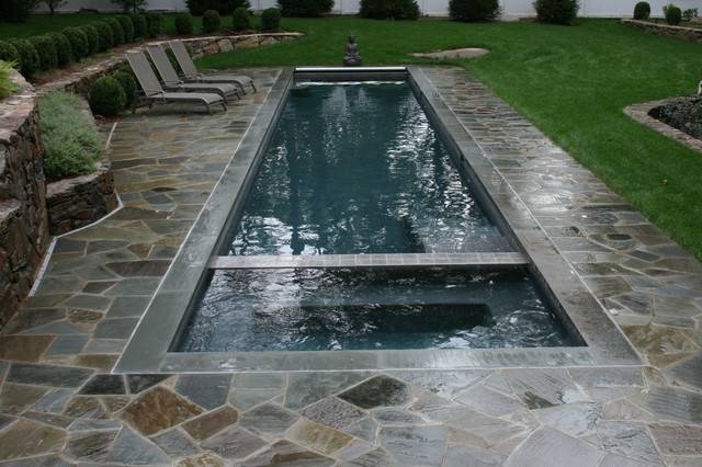 Lap Pool Eclectic