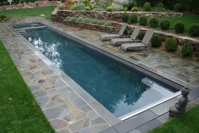 Lap Pool Traditional