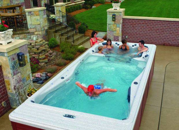 Lap Pools Swim Spas Offer Ultimate Aquatic Workout Experience