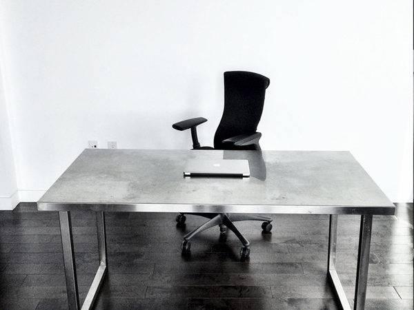 Laptop Desk Setup New Minimal