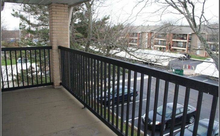 Large Balcony Grill Design Wide