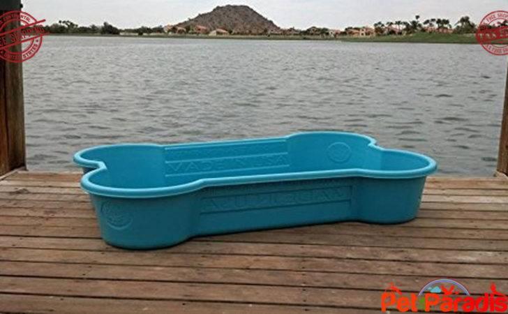 Large Bone Shaped Blue Dog Play Pool Heavy Similar Items