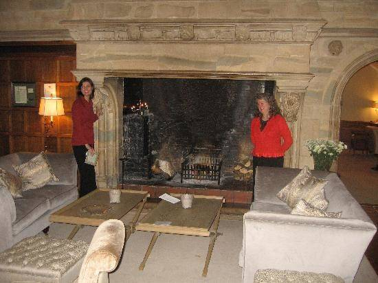 Large Fireplace Fireplaces Spiral Staircases
