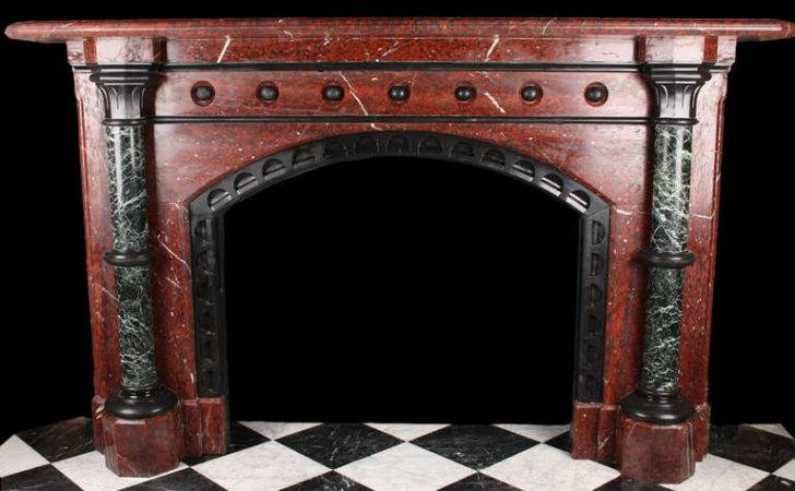 Large Fireplace Mantels Interior Midwest Fireplaces