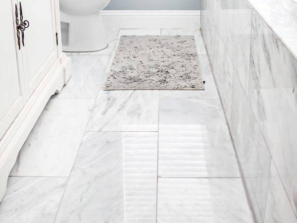 Large Floor Tiles Pinterest Format Grey