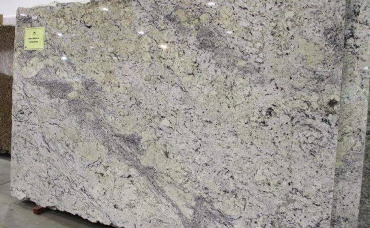 Large Slab White Ice Granite