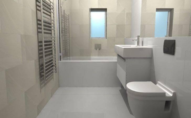 Large Tile Small Bathroom Ideas Tiles Bathrooms