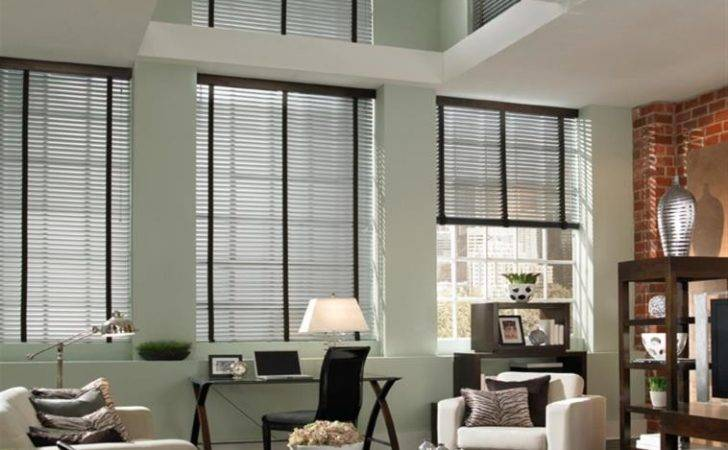 Large Window Coverings Treatments Windows Budget Blinds