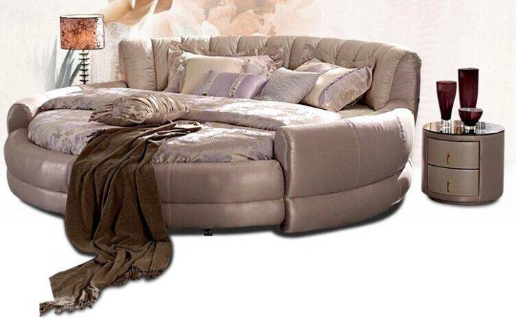 Latest Cheap Price Round Bed Sale Buy