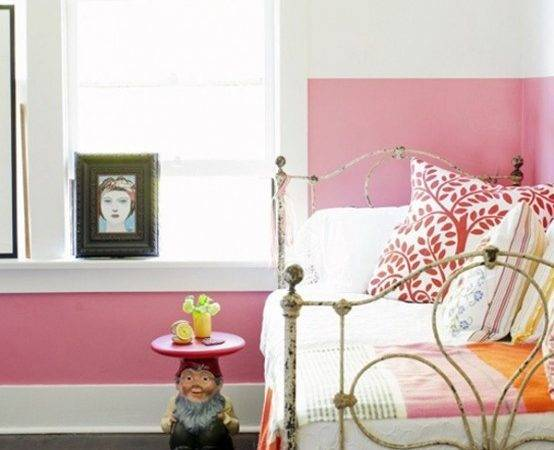 Latest Decor Trend Half Painted Wall Ideas Digsdigs