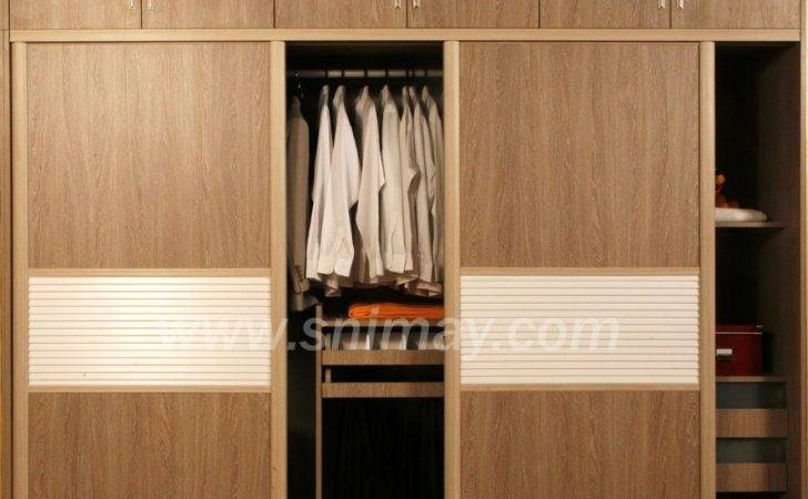 Latest Design Almirah Bedroom Designs Clothes Wood