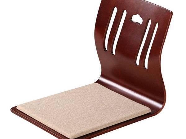 Latest Fabric Cushion Seat Asian Traditional Living Room Tatami Floor