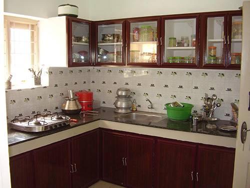 Latest Interior Tiles Kitchen Kerala Joy Studio