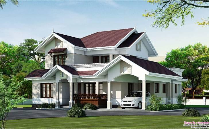 Latest Kerala Home Design