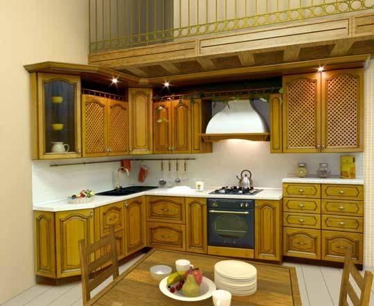 Latest Kerala Model Wooden Kitchen Cabinet Designs Wood