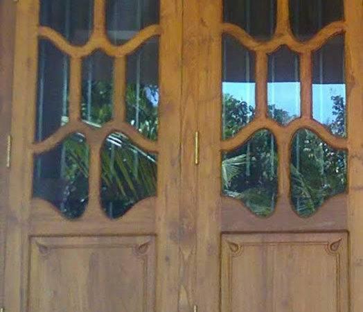 Latest Kerala Model Wooden Window Door Designs Wood Design Ideas