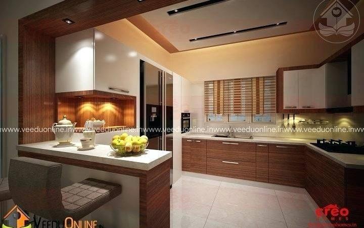 Latest Kitchen Designs Kerala Simple Design