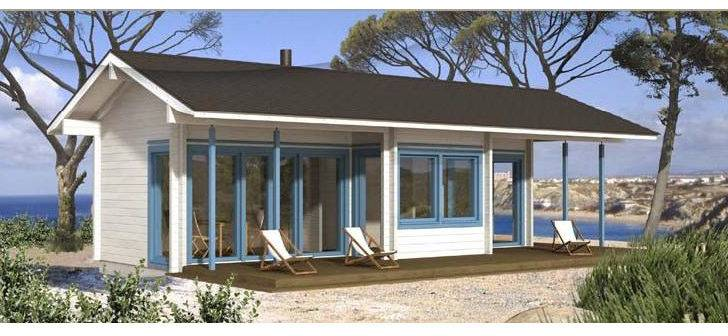Latest Modern Mobile Home Designs