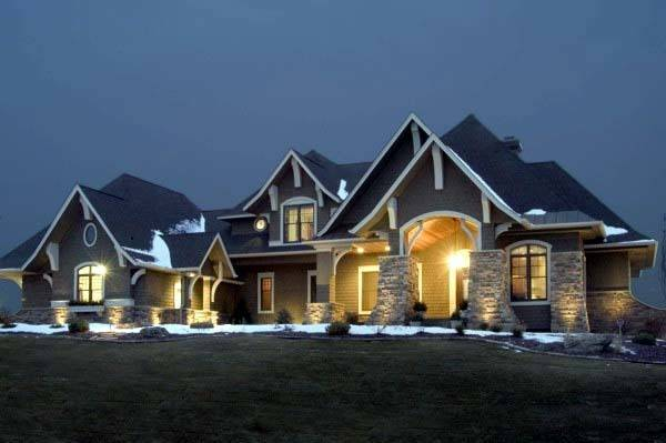 Latest Trends Home Design Provided Cool House Plans