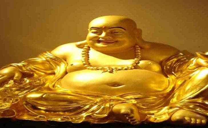 Laughing Buddha Also Known Happiness