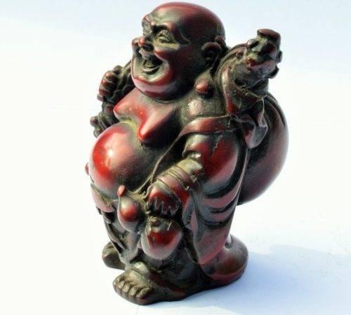 Laughing Buddha Carrying