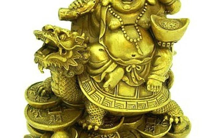 Laughing Buddha Dragon Tortoise