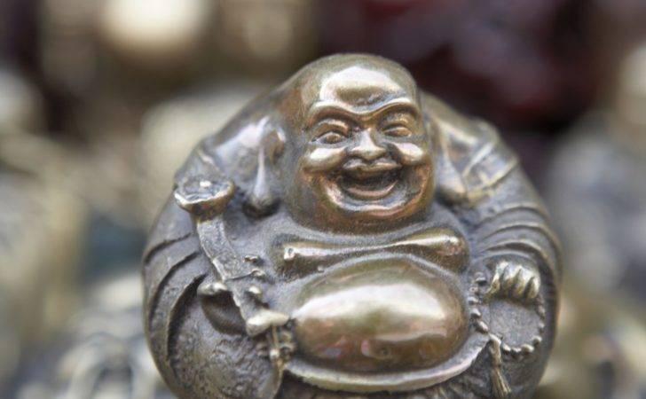 Laughing Buddha Feng Shui Cure
