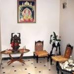 Laughing Buddha Living Room
