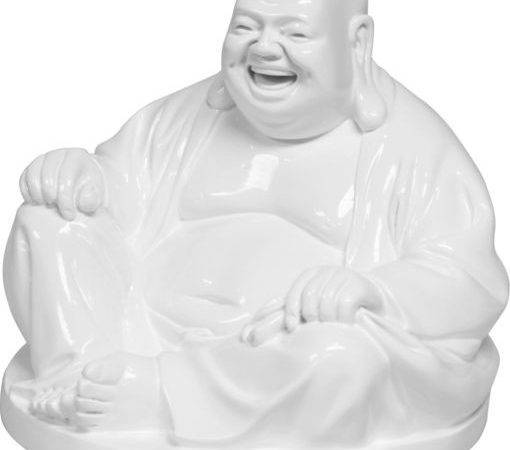 Laughing Buddha White Decorative Accents Find All Room