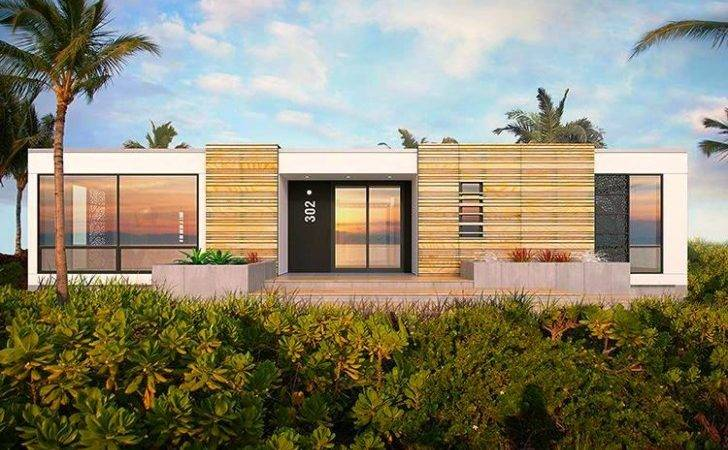 Launches New Line Luxury Prefab Homes David Rockwell
