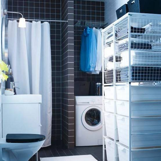 Laundry Room Organization Ikea Storage