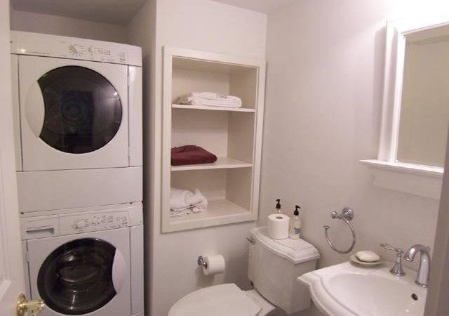Laundry Room Powder Bathroom Kitchens Pinterest