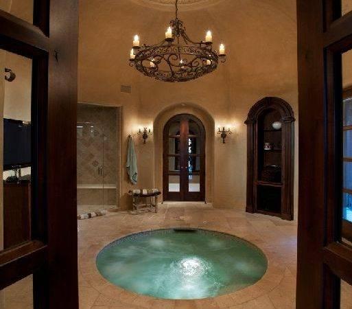Lavish Indoor Spa Sigh Dream House Pinterest
