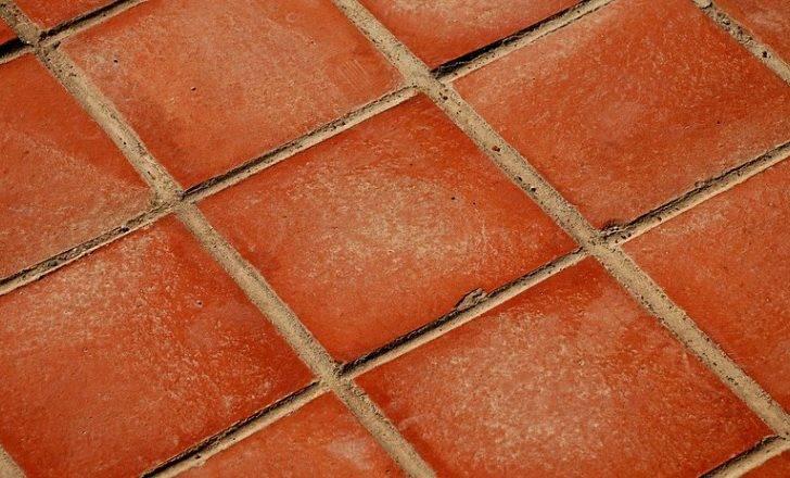 Lay Quarry Terracotta Tiles Diy Reader Digest
