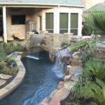 Lazy River Design Portfolio Backyard