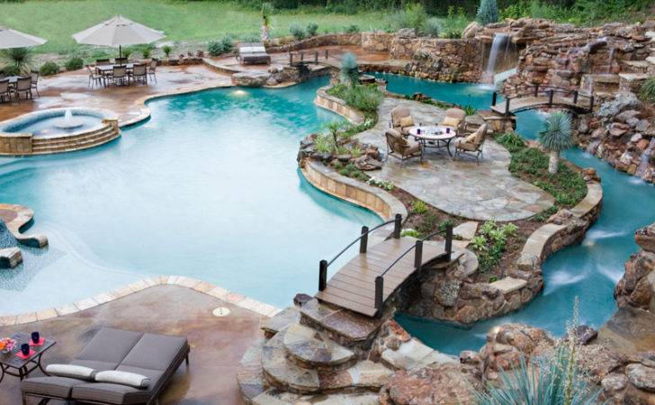Lazy River Pool Dream Waterin Hole Pinterest