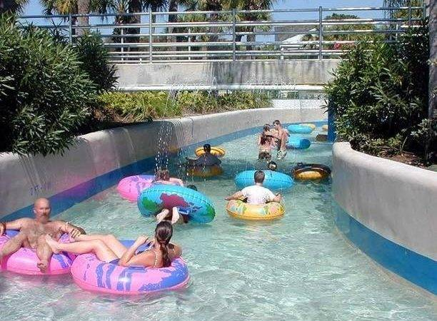 Lazy River Wave Pool Trend China Manufacturer Amusement