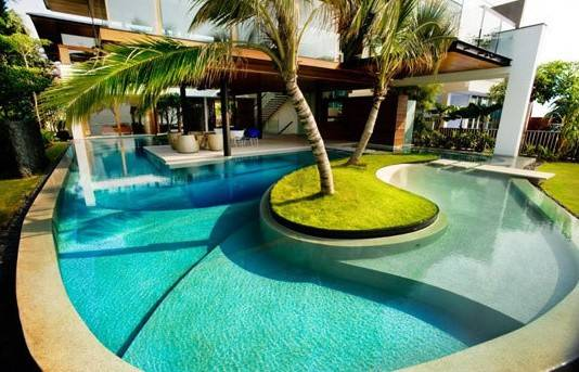 Lazy River Your Backyard Home Pinterest