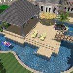 Lazy River Your Backyard Swimming Pools Pinterest Backyards
