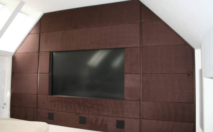 Leather Look Wall Covering Tile
