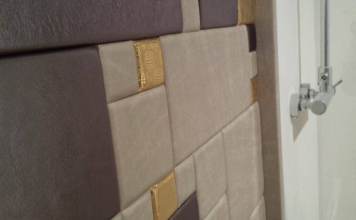Leather Wall Covering Panels