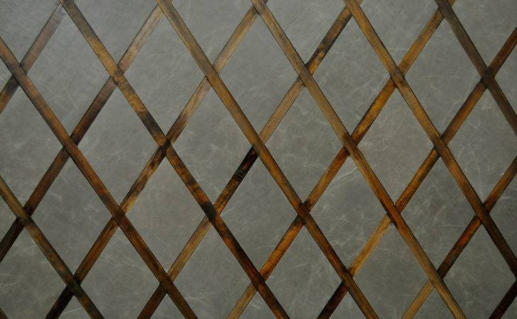 Leather Wall Tiles Floor