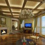 Led False Ceiling Lights Living Room Strip Lighting Ideas