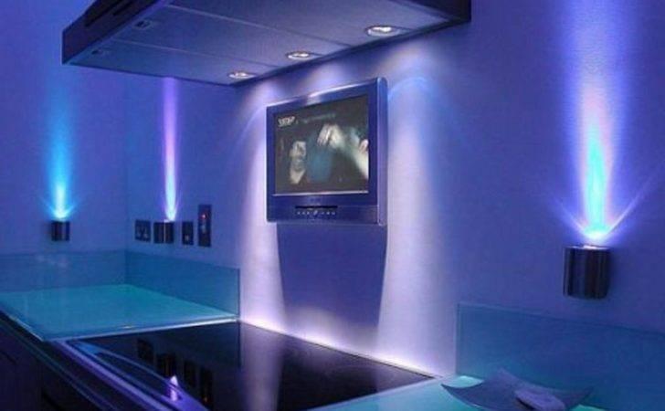 Led Lights Room Proper House Design Giving Chic Comfy