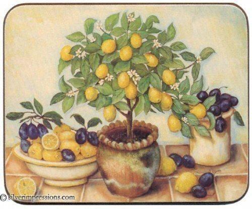 Lemon Decorating Ideas Kitchen Decor Design Fruit