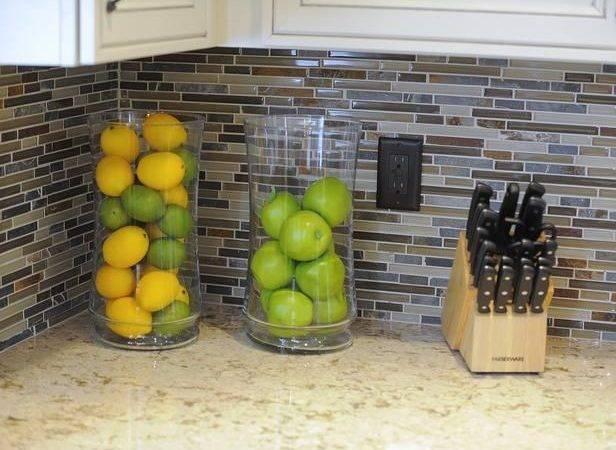 Lemon Kitchen Decor Couchable