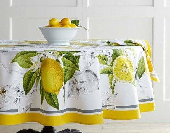 Lemon Kitchen Decor Pinterest Mutfaklar Strawberry